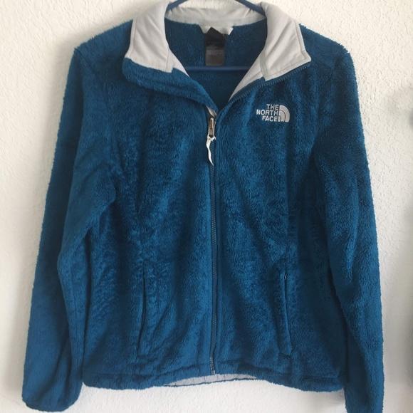 8d3f99af1 North Face Osito Jacket Royal Blue